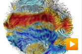 Visualizing the magnetic fields of our sun