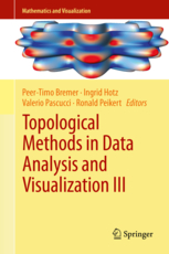 Topological Methods in Data Analysis and Visualization III